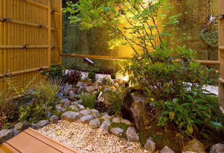 索拉利亞西鐵酒店京都高級酒店, Kyoto, 高級雙床房, 非吸煙房, 花園景 (Garden Twin), 客房