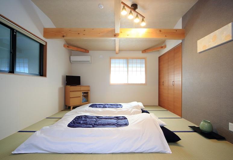 COTO Kyoto Toji 3, Kyoto, Traditionelt værelse (2nd Floor, Japanese Style), Værelse