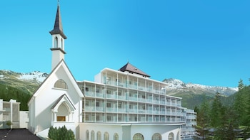 Picture of SPENGLERS Apartments Holsboer Residences in Davos