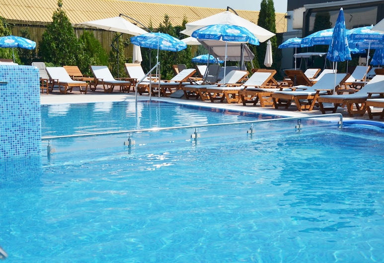 HOTEL SPA ICE RESORT, Timisoara, Utomhuspool