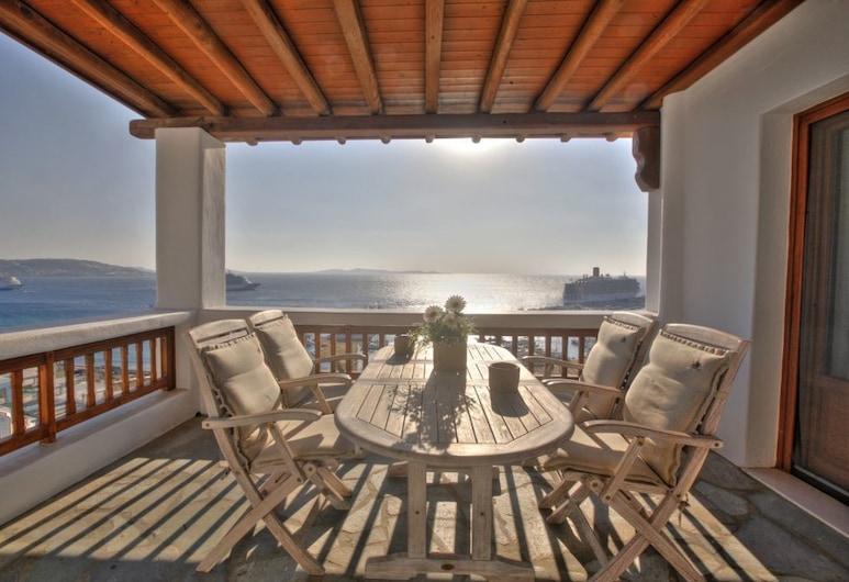 Vista Loca, Μύκονος, Διαμέρισμα, 2 Υπνοδωμάτια, Μπαλκόνι, Θέα στη Θάλασσα, Μπαλκόνι