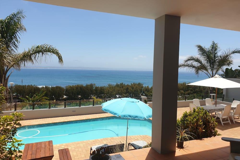 Апартаменты - Вид на пляж/ океан