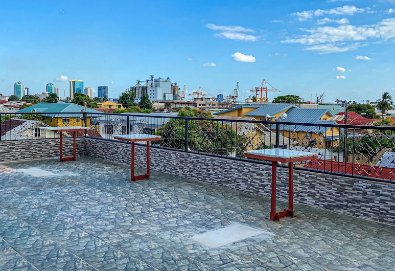 Liam's Guest House On The Avenue, Port of Spain, Exclusive-Penthouse, 1 Schlafzimmer, Stadtblick, Terrasse/Patio