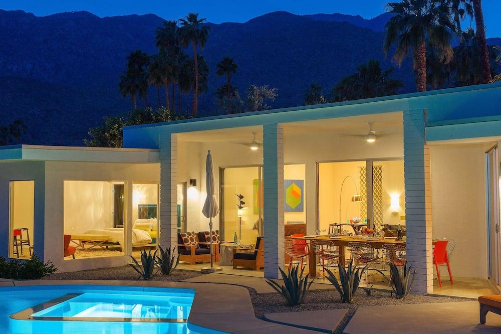 House, Multiple Beds (Spero Estate) - Pool