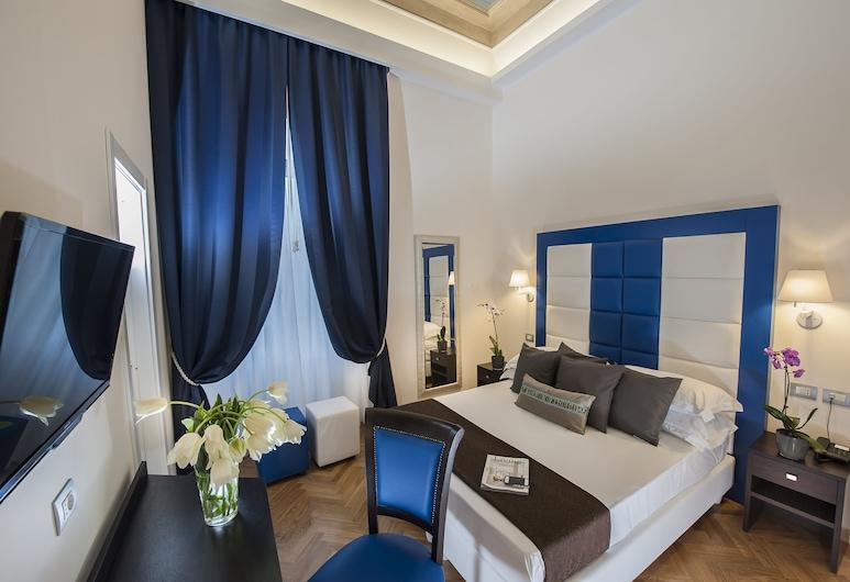DVE 스위트 로마, 로마, 클래식 더블룸, 객실