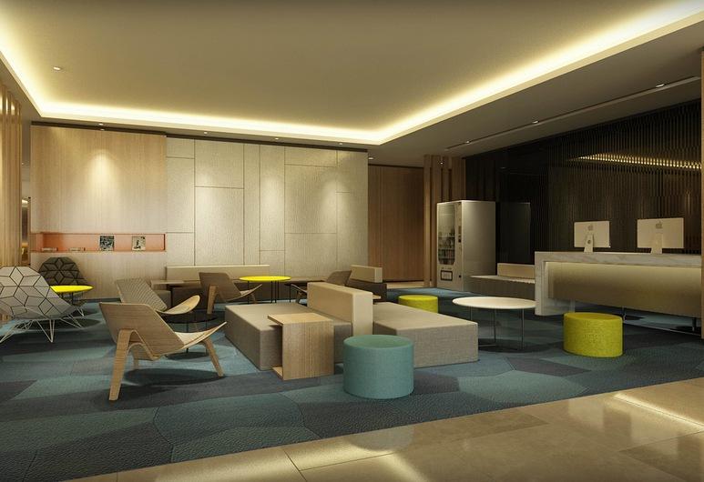 Holiday Inn Express Bengbu Downtown, an IHG Hotel, Bengbu, Lobby