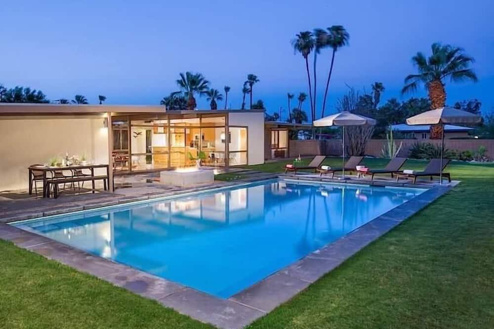 Apartment, 3 Bedrooms - Pool