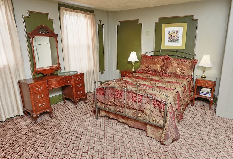 Schwartz's Inn, Kingston, Zimmer, 1 Doppelbett, Zimmer