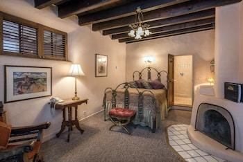 Foto van The Historic Taos Inn in Taos
