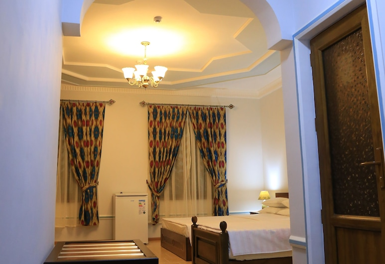 Grand Emir Residence, Bukhara, Deluxe Double Room, Guest Room