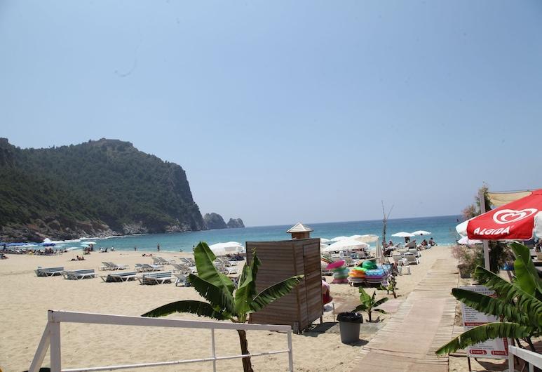 Alin Hotel, Alanya, Plaj