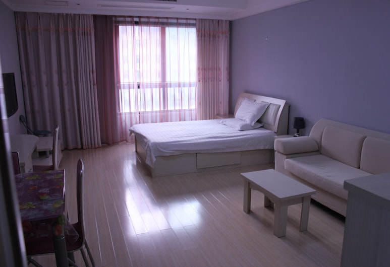 南京智軒閣酒店公寓 - 盛天店, 南京市, 行政客房, 客房