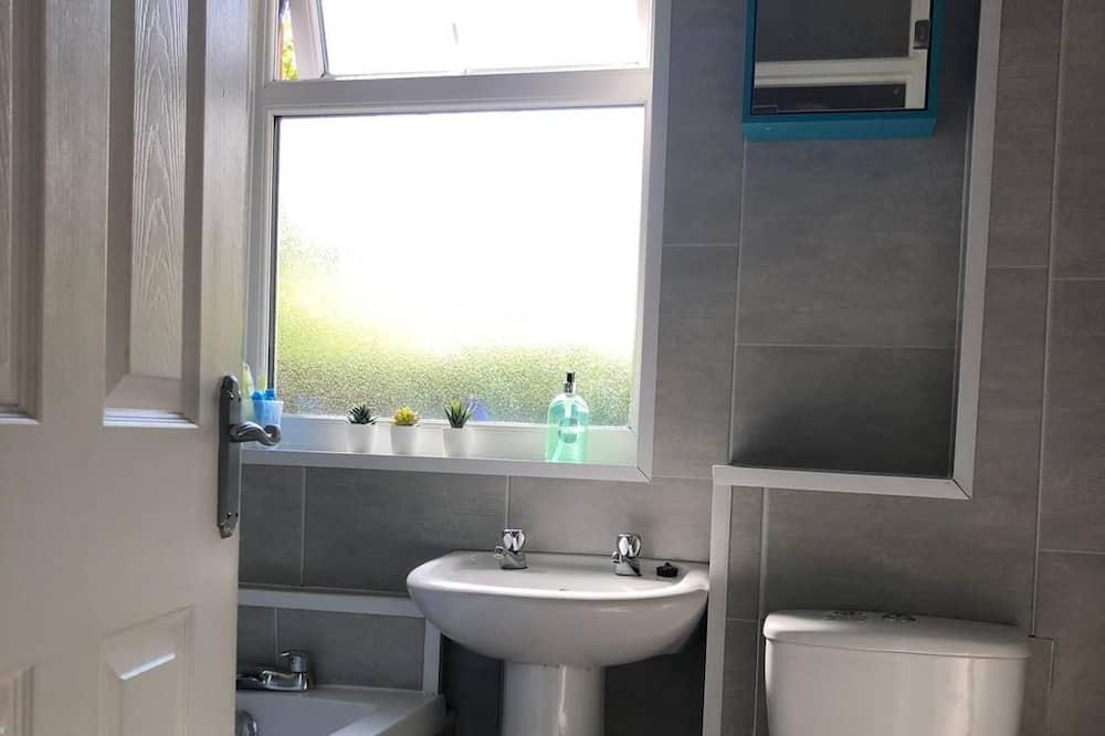 ซิตี้อพาร์ทเมนท์, 2 ห้องนอน - ห้องน้ำ