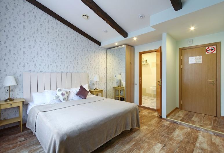 Mini-Hotel Moroshka, Moskwa, Pokój dwuosobowy, standardowy, Pokój