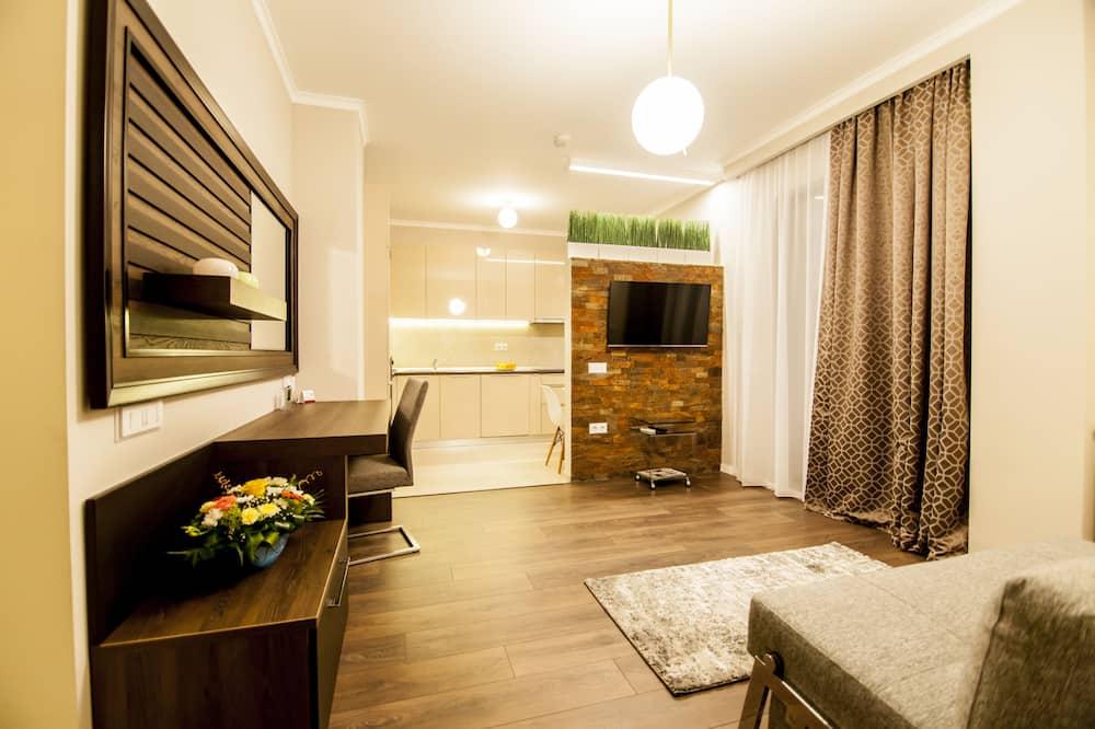 Apartment, Balcony - Living Area