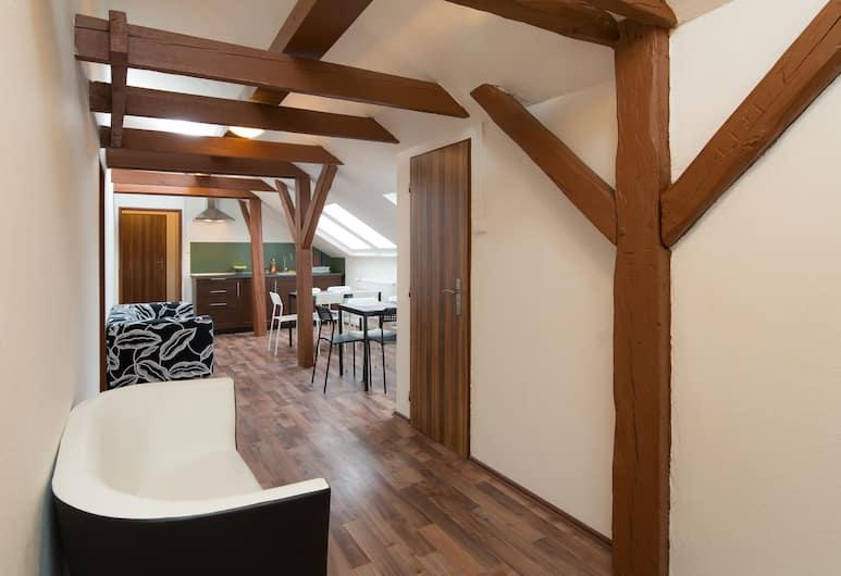 Easy Housing Hostel , Praga, Apartamento conforto, 3 quartos, Quarto