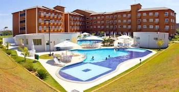 Foto di Lagoa Quente Flat Hotel Via Caldas a Caldas Novas