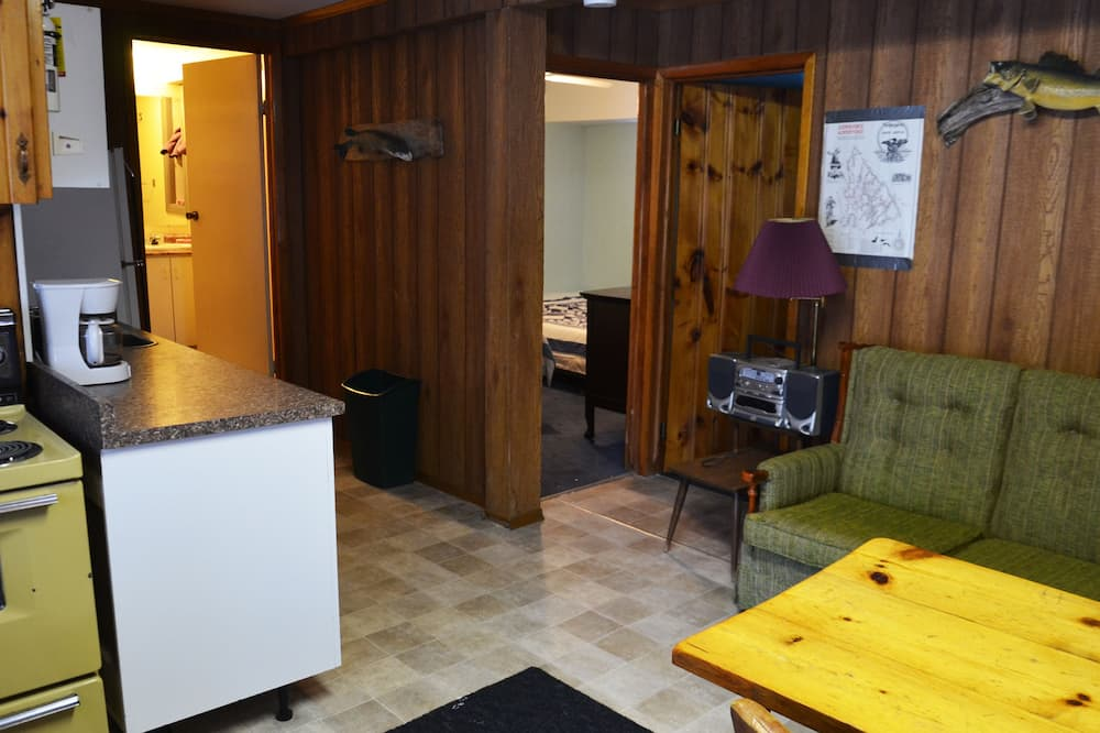 Perhehuone, 2 makuuhuonetta - Huone