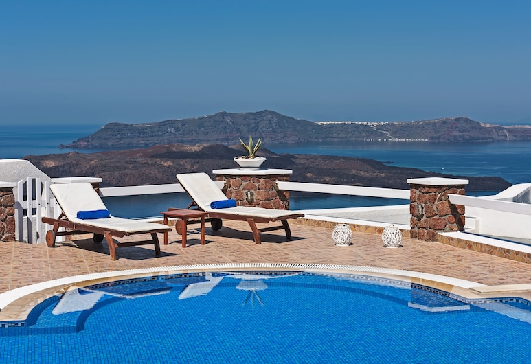 Villa Irini Fira Adults Only, Santorini, Terrace/Patio