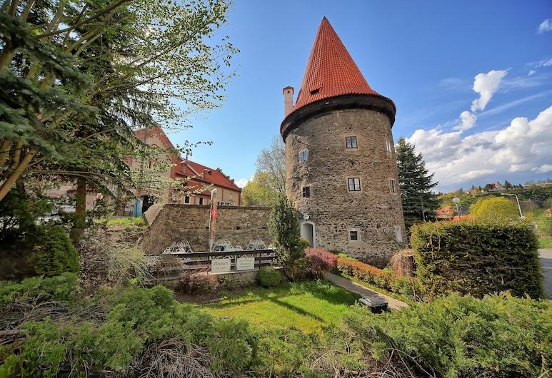 Krumlov Tower, Ceský Krumlov