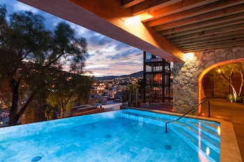 在瓜纳华多的雷克托之家艺术酒店 - 阿费克托集团 照片
