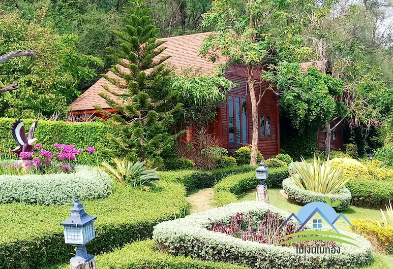 Mai Ngern Mai Thong Resort, Muak Lekas, Bungalow, Svečių kambarys