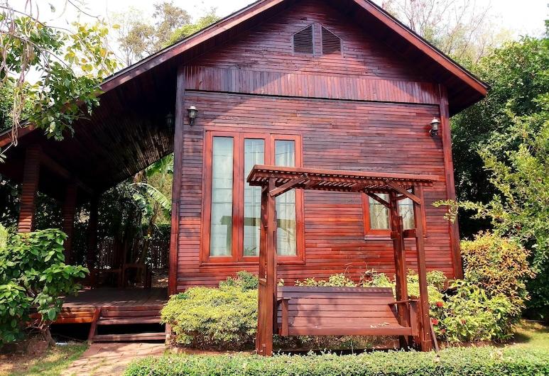 Mai Ngern Mai Thong Resort, Muak Lek, Bungalow, Guest Room