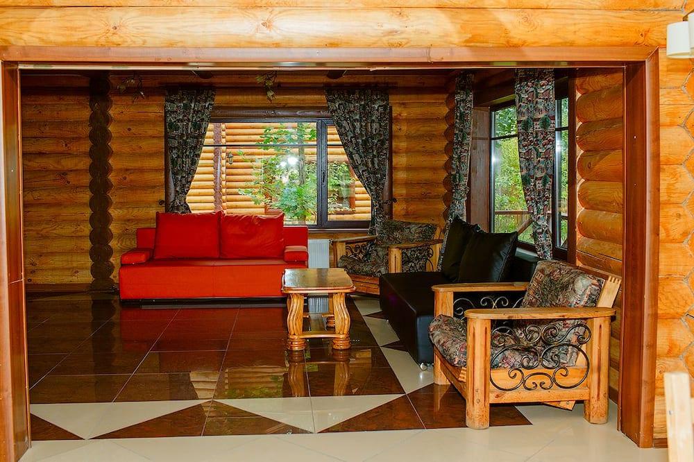 Cottage, 3 kamar tidur - Ruang Keluarga