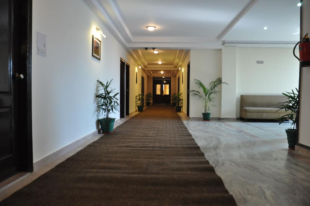Pintu Masuk Interior