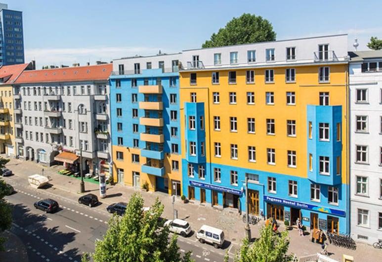 Pegasus Hostel Berlin, Berlin, Bagian Depan Hotel