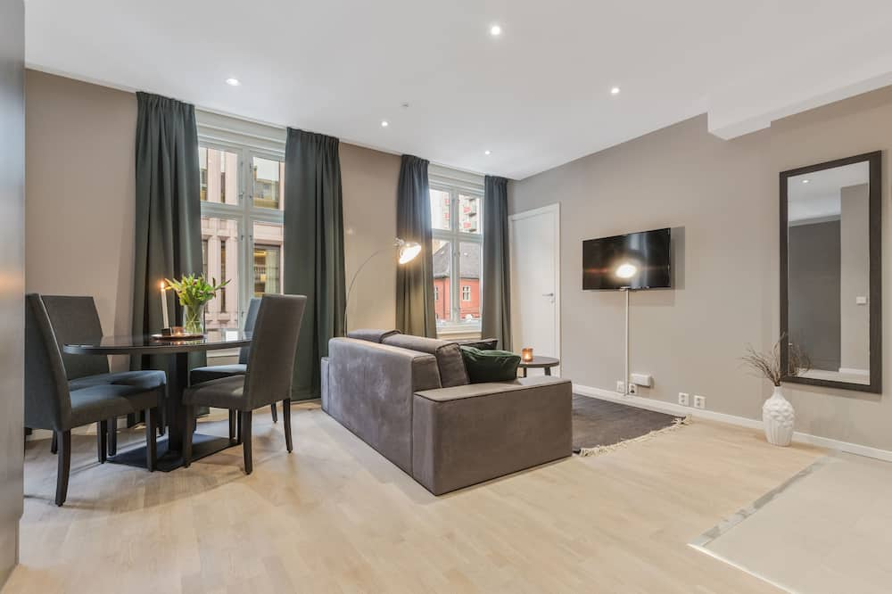 Superior One-Bedroom Apartment For Two - Stue