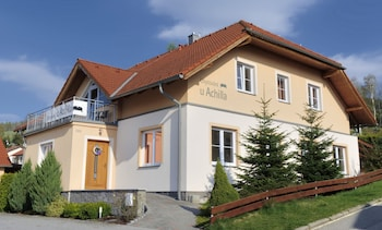 Picture of Pension U Achilla in Cesky Krumlov