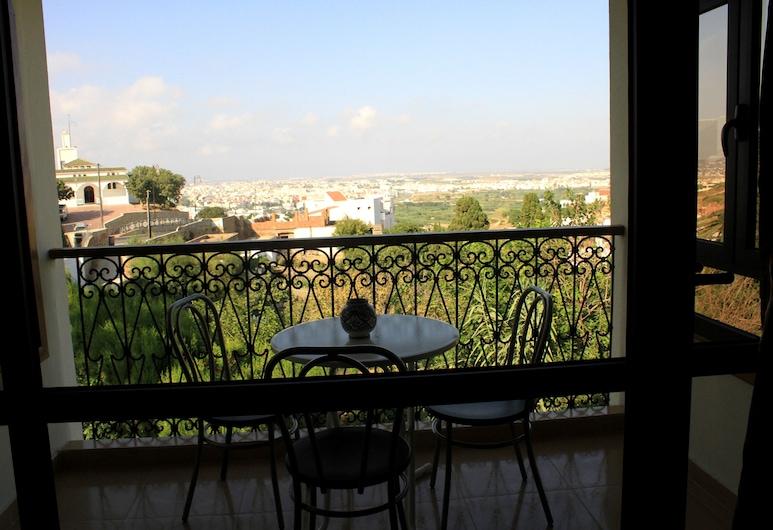 Riad Dar Achaach, Тетуан, Улучшенный люкс, Балкон