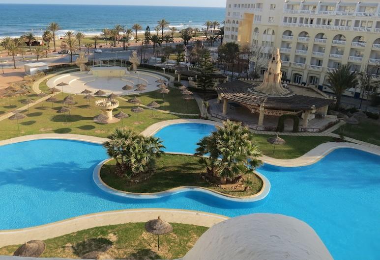 Hotel Lella Baya Thalasso, Hammamet, Beach