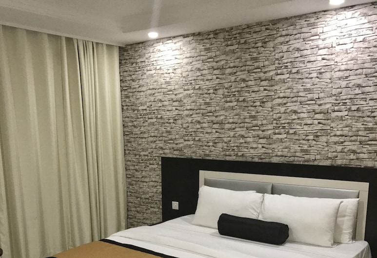Msquare Hotel, Lagos, Queen Deluxe, Guest Room