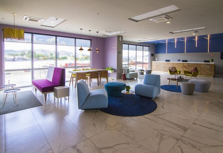 City Express Plus Mundo E, Tlalnepantla de Baz, Lobby-Lounge