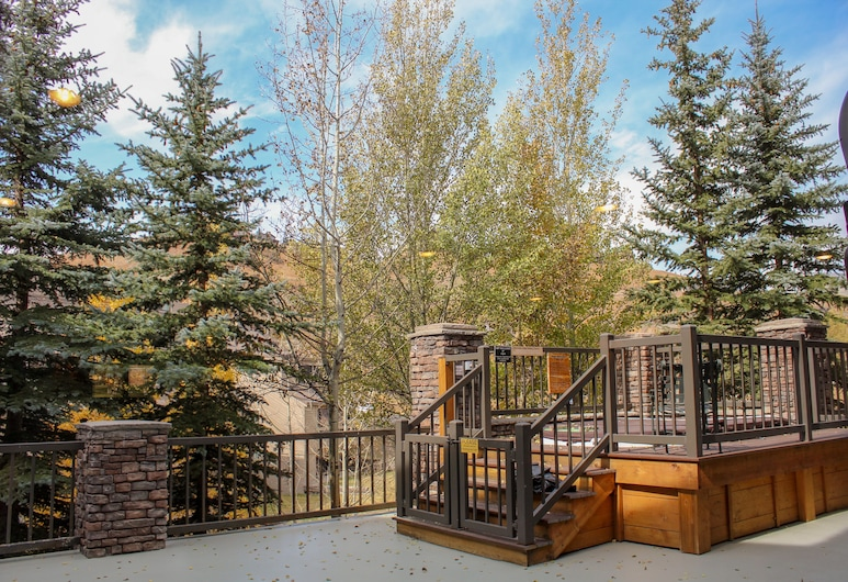 Black Bear Lodge by CB Lodging, Crested Butte, Εξωτερική μπανιέρα υδρομασάζ