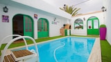 Picture of Cozy house with pool and beautiful views in Telde