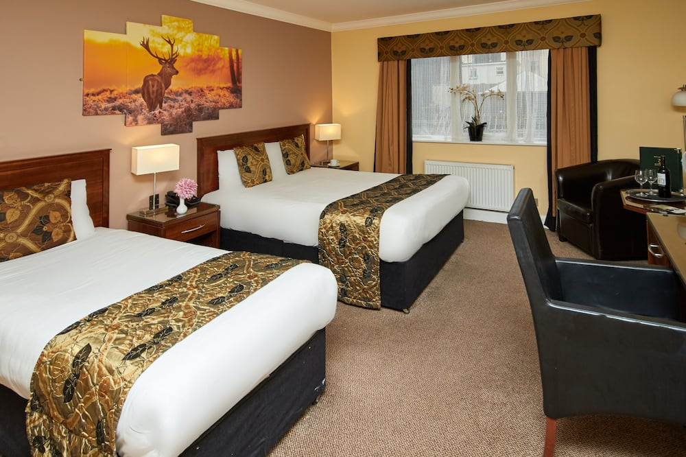 Deluxe King/ Twin - Guest Room