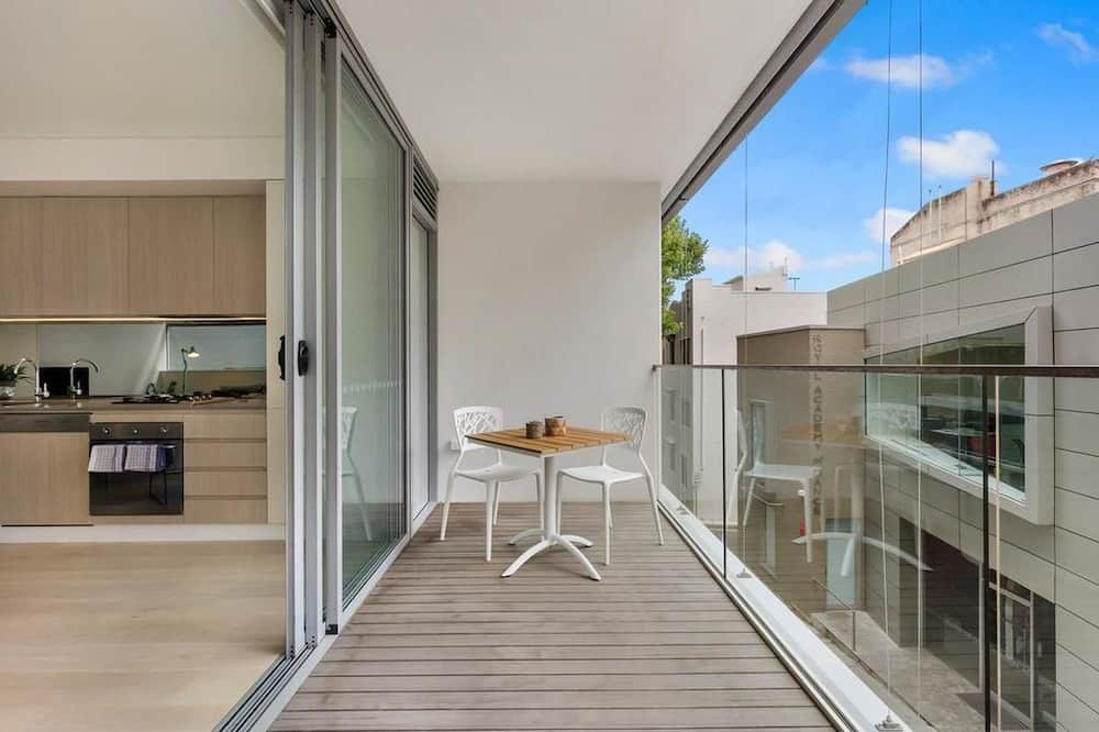 Business appartement - Balkon