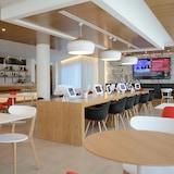 Pomieszczenie restauracyjne