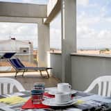 Superior Apartment, 1 Double Bed with Sofa bed - Terrace/Patio
