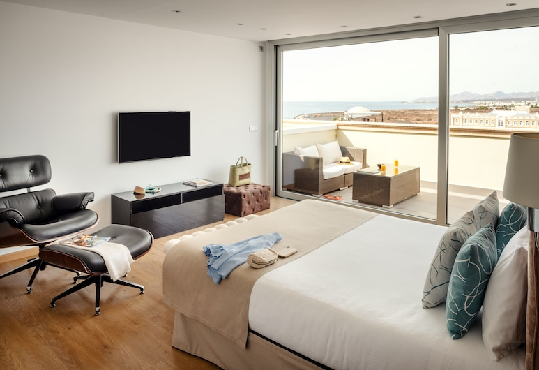 Apartamentos Luxury Marabo Suites, Arrecife, Dúplex, 1 habitación, Habitación