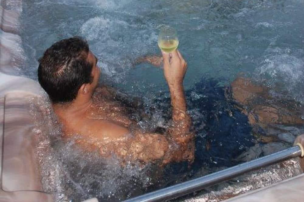 豪華客房, 海景 - 私人 Spa 浴缸