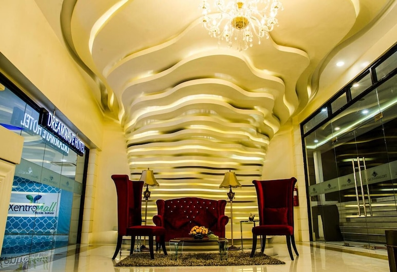 Dreamwave Hotel Roxas, Mallig, Lobby