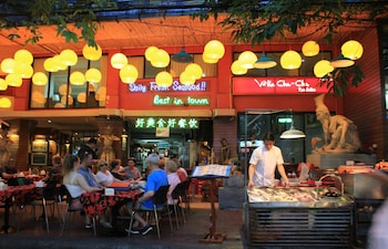 Selline näeb välja Villa Cha Cha Rambuttri, Bangkok