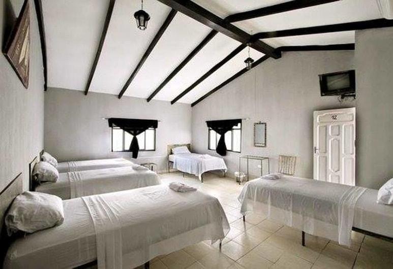 Hostal Azteca Bolivia, Santa Cruz, Habitación familiar, Habitación