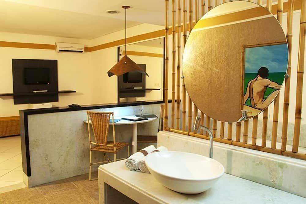 Suite - Sink Bilik Mandi