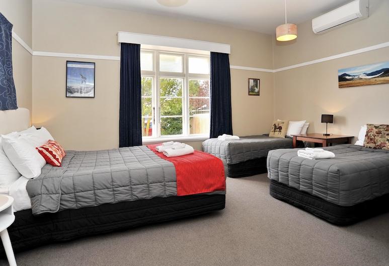 Clarence House, Christchurch, Nhà tiện nghi đơn giản, 4 phòng ngủ (Clarence House), Phòng