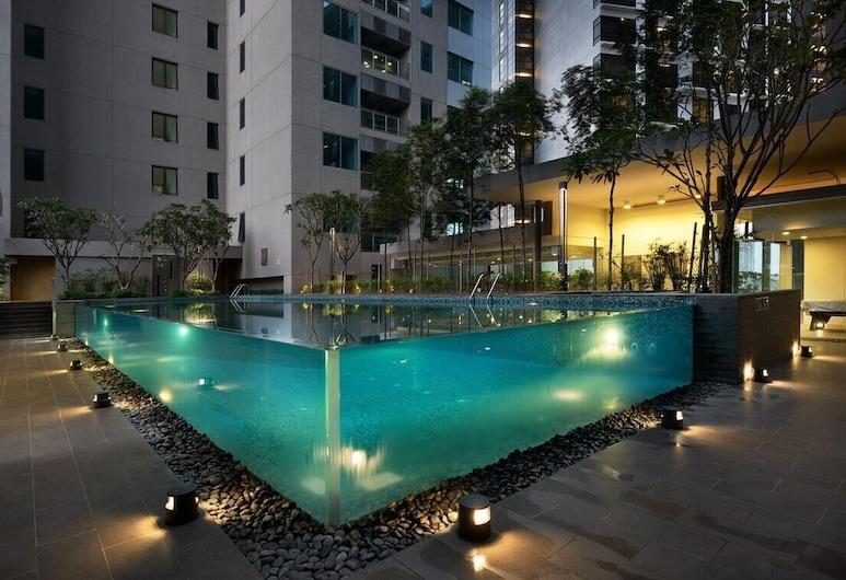 Summer Suites Vacation Home, Kuala Lumpur, Kolam